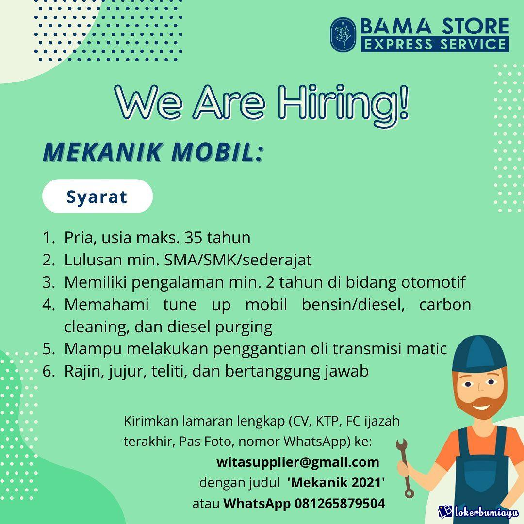 Bama Store Medan