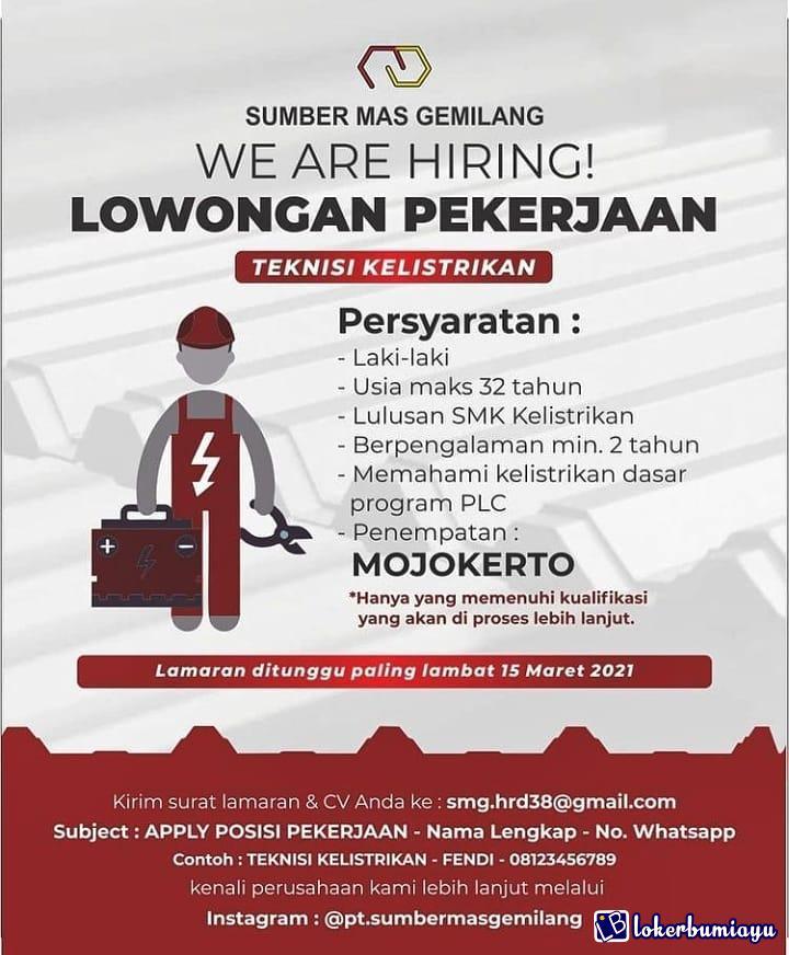 PT Sumber Mas Gemilang Surabaya