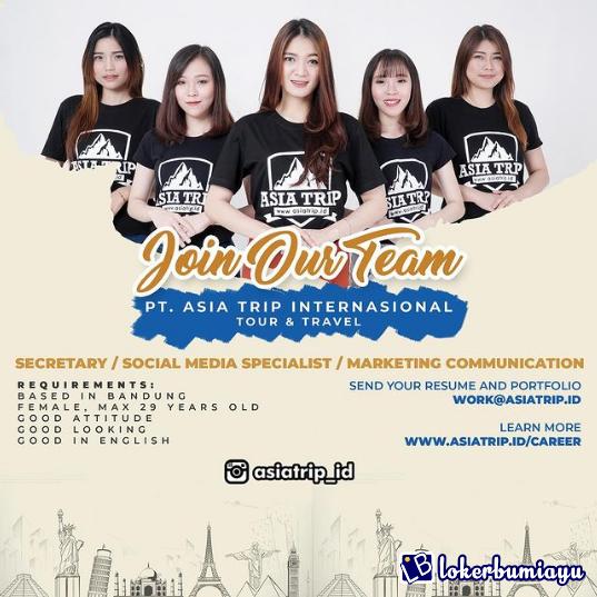 PT. Asia Trip Internasional Bandung