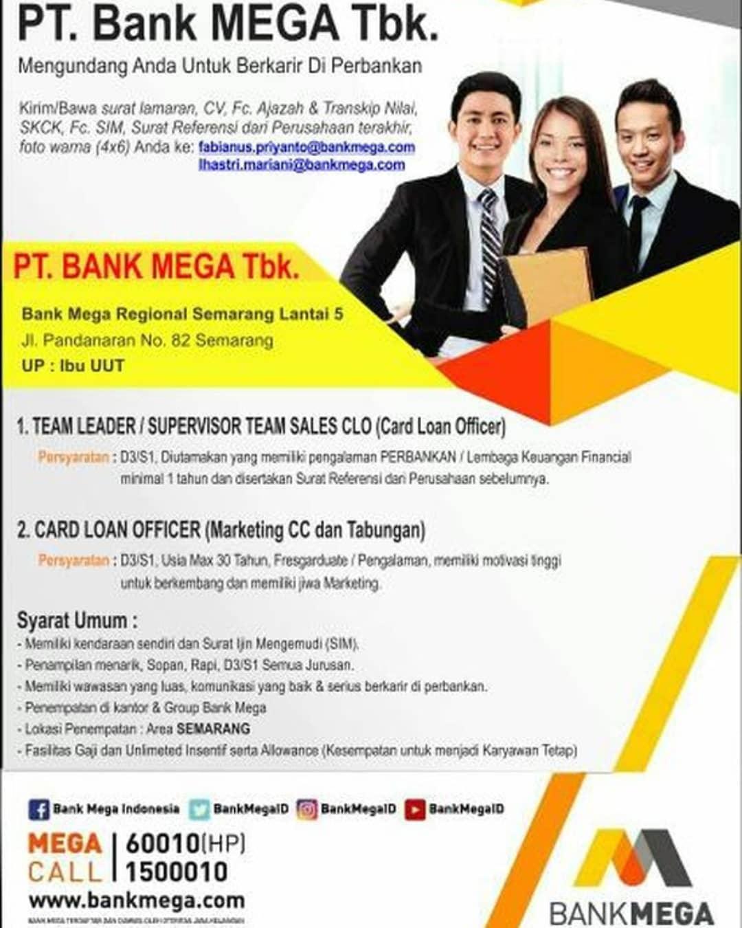 PT. Bank MEGA Tbk.