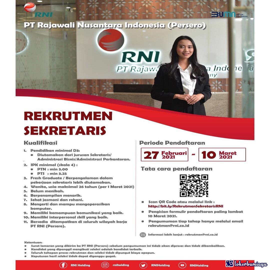 PT Rajawali Nusantara Indonesia