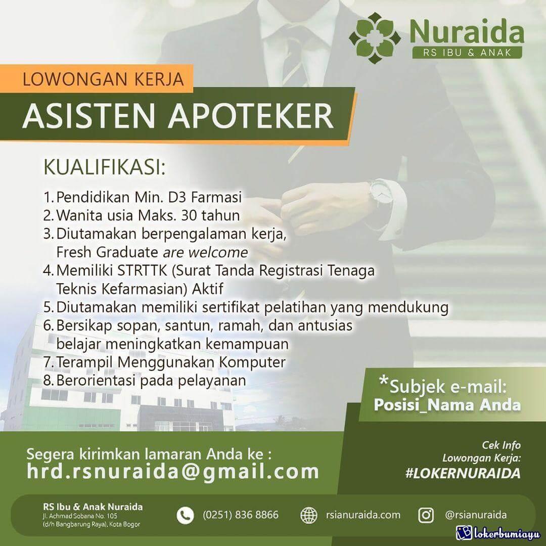 RSIA Nuraida Bogor