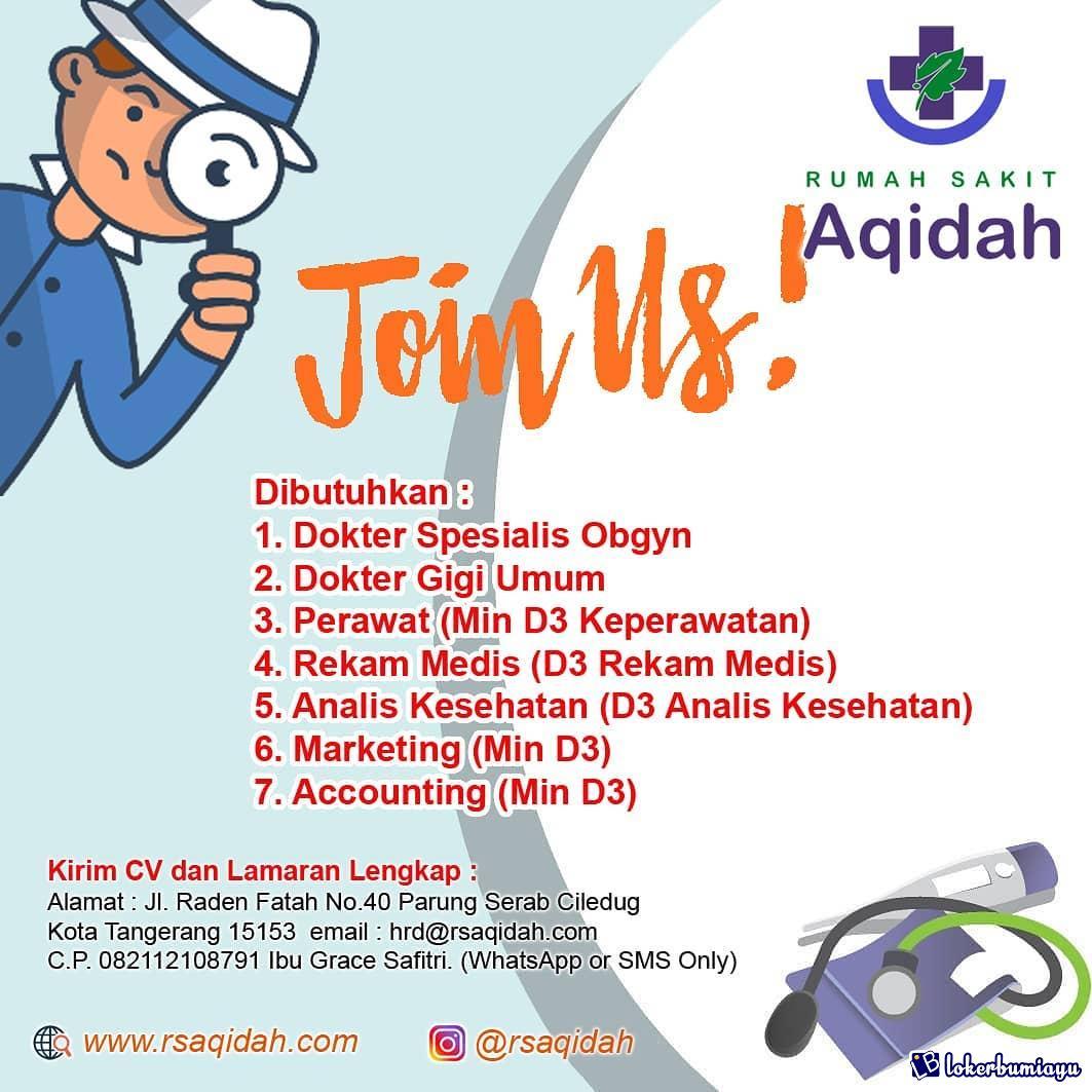 RS Aqidah Tangerang