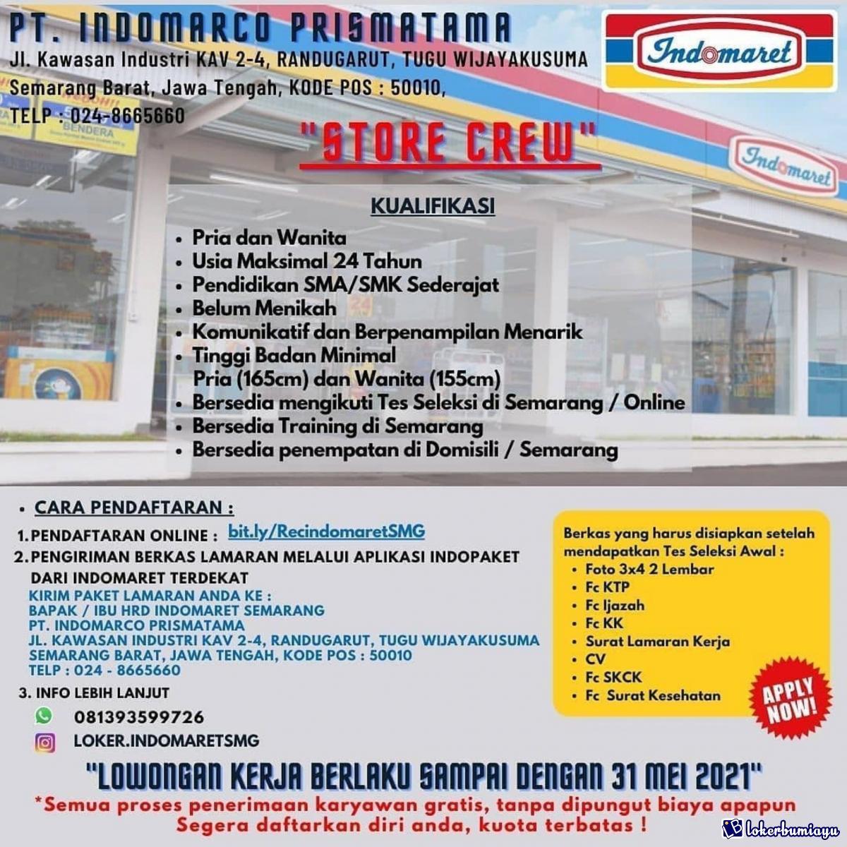 Indomaret Semarang