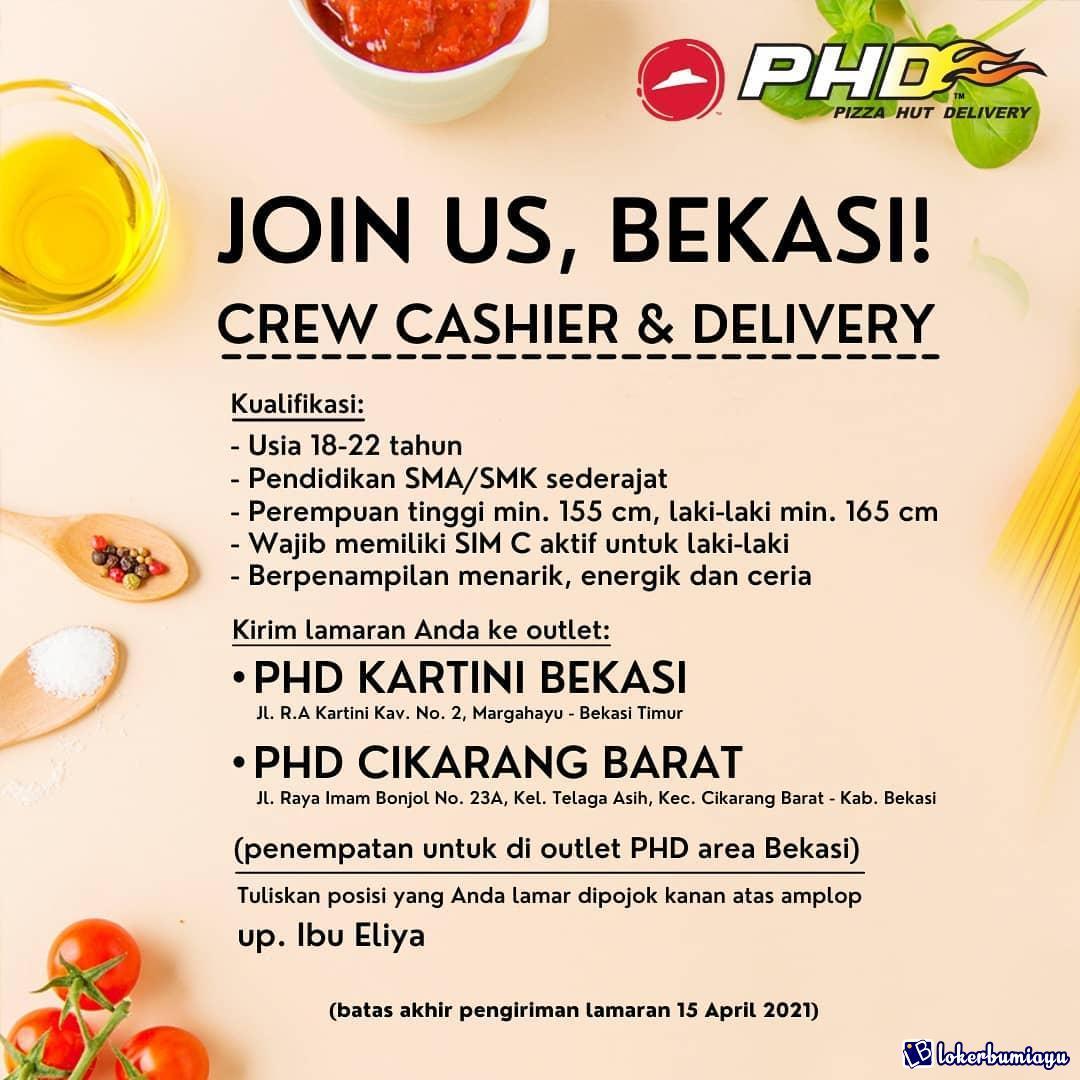 Pizza Hut Delivery Bekasi