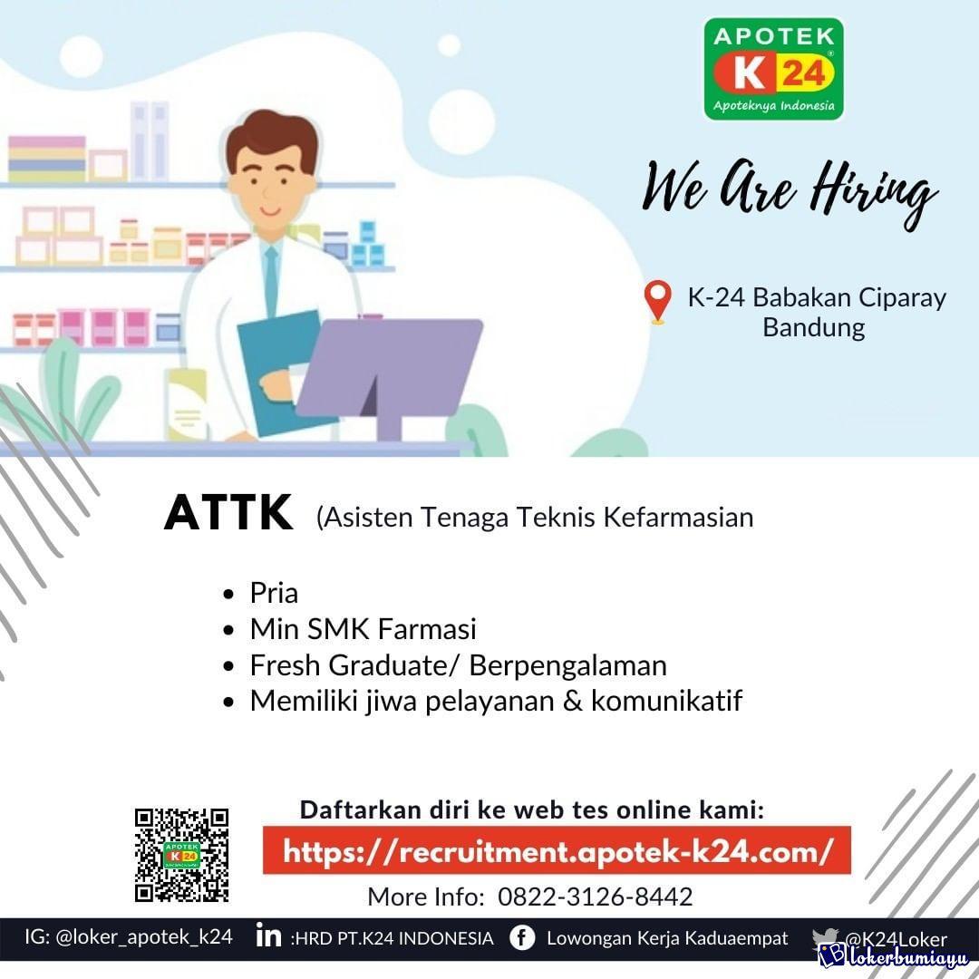 Apotik K24 Bandung