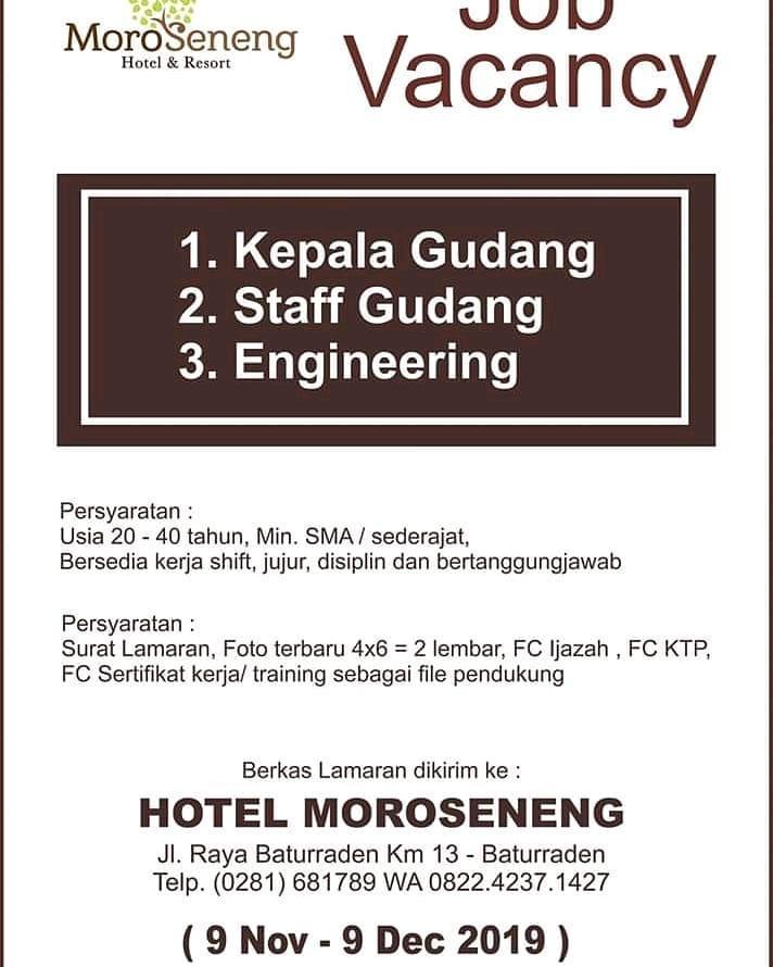 Moro Seneng Hotel dan Resort