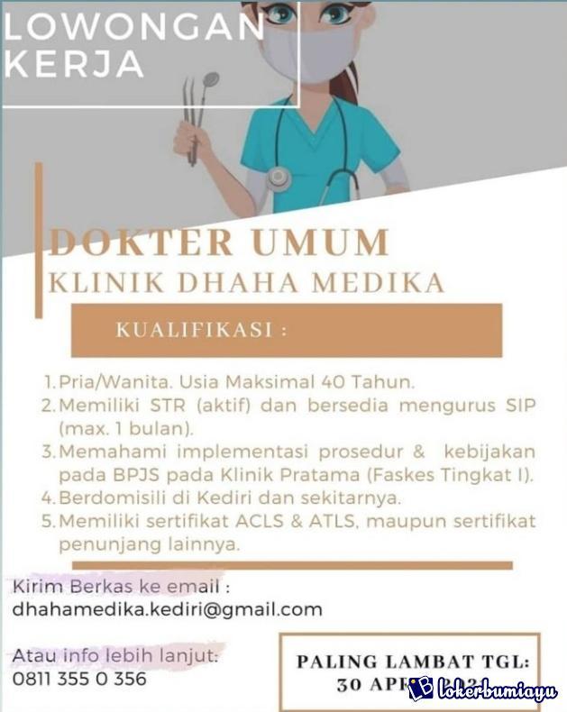 Klinik Dhaha Medika Kediri