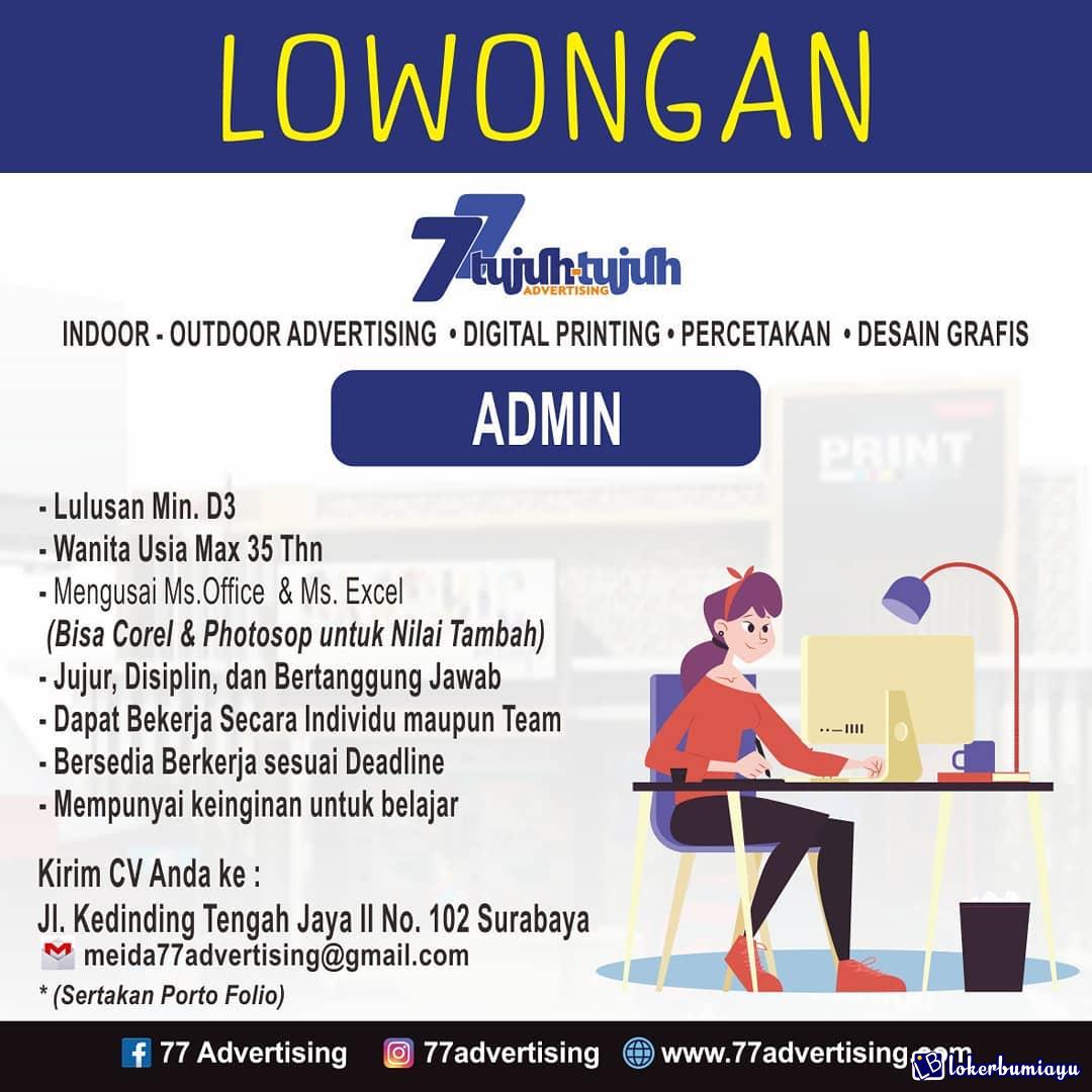 77 Advertising Surabaya