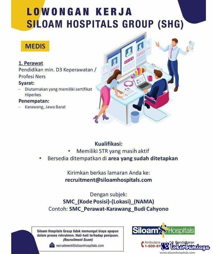 SILOAM HOSPITALS GROUP