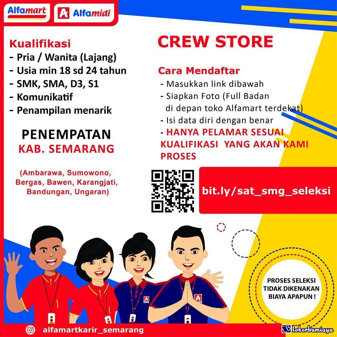 Alfamart Semarang