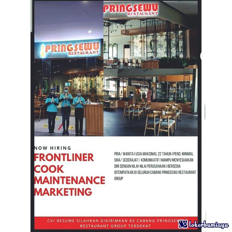 Pringsewu Restaurant Group