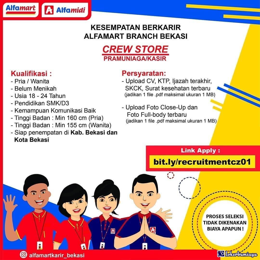 Alfamart Bekasi
